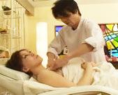 【マッサージ 女性向け】少しイケメンなマッサージ師から提案されて試した催眠マッサージでいつの間にか・・・♥