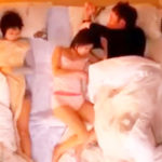 【ウルフ田中 女性向け】母の再婚相手と姉妹二人ともセックスしちゃう☆