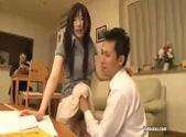 【こっそり 真白みな 女性向け】家庭教師先で息子にも父にも遊ばれる