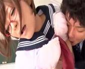秘密の関係、誘惑してイチャイチャセックスしちゃう小悪魔JK。かわいいしかっこいい先生はエロメン奥村友真くん!