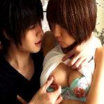 【ラブラブ 女性向け】イケメン彼氏と何度も唇を重ね性感帯を責められイチャイチャしちゃうカップル