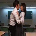 【大沢真司 女性向け】大好きなカレと夜の教室で過ごす♪誰にもバレないように・・・