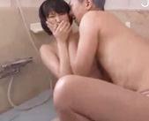 【無理やり 湊莉久】入浴中に義理父がいきなり入ってきて侵される①