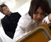 【BL】男子学生のBLカップルが放課後に教室で二人きりになると・・・