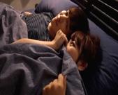 【一徹】付き合う前のドキドキの2人がお泊りでベットで徐々に距離が近くなり初々しくイチャイチャセックス