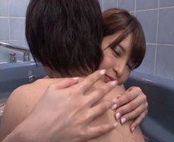 【じっくり】街角インタビューで出会ったイケメンとお風呂でイチャイチャしたい