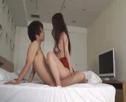 【一徹】ロングブーツの美少女をホテルで指と舌で責めまくるラブラブ快楽セックス♪
