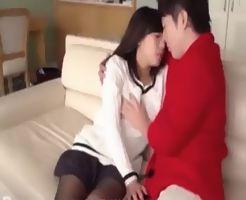 【志戸哲也 女性向け】清楚に見える美少女が彼氏の激しい腰使いに大きな胸を揺らす