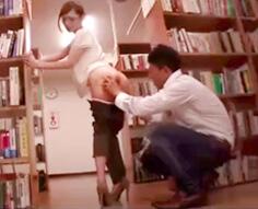 【黒田悠人 女性向け】図書館で詰め寄られて無理やりセックス。。嫌々だった筈なのに徐々に気持ち良くなってっちゃって腰が動いちゃう♡
