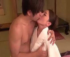 【無修正 小田切ジュン】二人のカップルの濃厚純日本風和室和装セックス♡和服美人と濃密に絡み合う♪