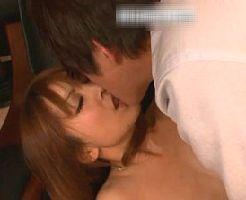 【貞松大輔】情熱的で野生的な本能のままに絡み合う熱く激しいセックス♡濃厚なキスからバックで攻められて…