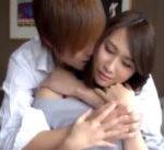 【タツ】後ろから抱きしめられとろける様なキス♡彼のリードに任せて身を委ね、リラックスしていつもより大胆になれちゃうらぶらぶえっち♡