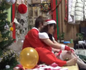 【タツ】サンタのコスプレをして、二人でクリスマスパーティー♪付き合ってみる?付き合う事になり、そのまま初めての… 女性向け無料アダルト動画
