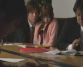 【小田切ジュン】会議中に隣に座った社員に体を触られ…周りが居るのに潮吹きさせられて。会議終わりに誘われ、人が居ない会議質でこっそりとえっちしちゃう♪ 女性向け無料アダルト動画