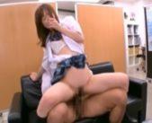 【小田切ジュン】職員室で声を我慢しながら先生と…カンニングの口止めに禁断えっち 女性向け無料アダルト動画